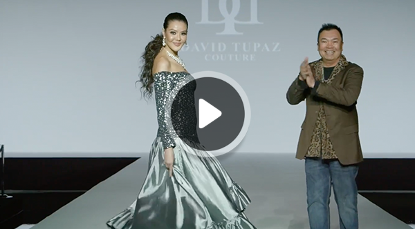 David Tupaz LA F/W '17 at Style Fashion Week Los Angeles
